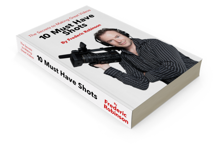10 Must Have Video Shots book cover